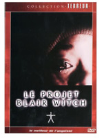DVD Le projet blair witch Occasion
