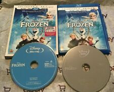 Frozen (Blu-ray + Dvd, 2014, Collector's Edition) + Slip Cover! Disney