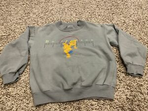 Vintage 80's Nike Crewneck Sweatshirt Kids Youth Bo Jackson Med Royals Raiders