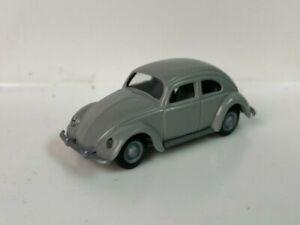Praline Germany HO 1:87 Vokswagen VW 1200 Beetle Light Grey