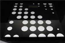 Básculas eléctricas de cuidado personal digital color principal negro