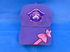 Bimm Ridder Bradenton Marauders Pink Bow Youth Minor League Baseball Hat