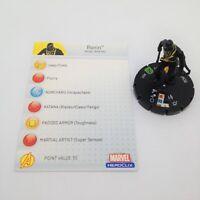 Heroclix Avengers set Ronin #031 Uncommon figure w/card!