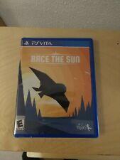 Race The Sun Playstation Vita PSV PS LRG #199