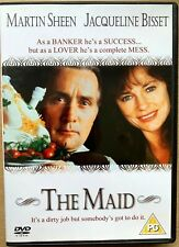 The Maid DVD 1990 Comedy / Drama with Martin Sheen Jacqueline Bisset