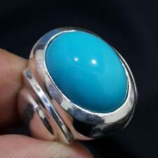 Super Clean Big Feroza Ring Neyshabpuri Turquoise Ring Real Old Feroza Razzaqi