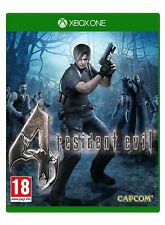 Resident Evil 4 HD Remake Xbox One XB1 BRAND NEW & FACTORY SEALED - UK Seller