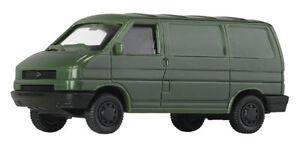 Roco Minitanks 00940 Tt VW Bus t4 Bus German Army