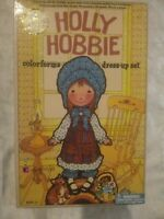 2017 AMERICAN GREETINGS HOLLY HOBBIE COLORFORMS REPRO OF 1975 DRESS UP SET