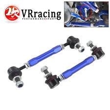 Front Adjustable Sway Bar End Links Kit For Pathfinder R50 1997-2004,ELGRAND E50