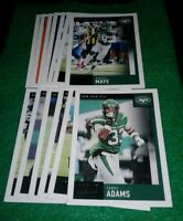 2020 Score New York Jets Team Set, Denzil Mims RC 14 Cds 3 RC
