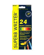 Watercolor pencils Marco Superb Writer 24 colors (4120-24CB)