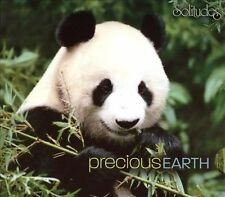 Solitudes: Precious Earth by Dan Gibson (CD, Mar-2008, Solitudes) new sealed