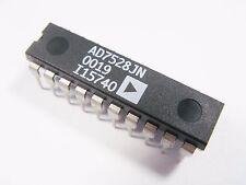 Ad7528jn CMOS DUAL 8-bit buffered multiplying DAC IC CIRCUITI #x23