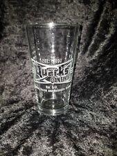 "Star-Trek inspired ""Quarks"" Etched Pint Glass"