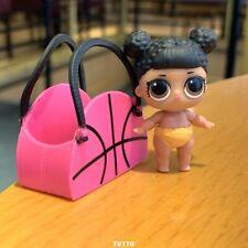 LOT 2 LOL Surprise LiL Sisters MVP hoops /& KICKS CLUB SERIES 2 COLOR CHANGE doll