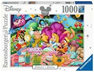 RAVENSBURGER PUZZLE*1000 T*DISNEY COLLECTOR'S EDITION*ALICE IM WUNDERLAND*OVP