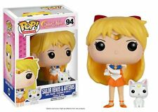 Funko Pop Animation Anime Sailor Moon Sailor Venus & Artemis Vinyl Action Figure