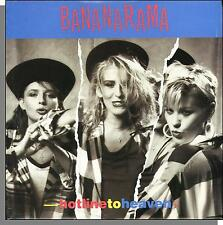 "Bananarama - Hot Line to Heaven + State I'm In - 7"" 45 RPM 1984 Single!"