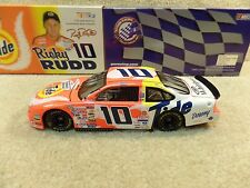 New 1999 Action 1:24 Diecast NASCAR Ricky Rudd Tide Peroxide Ford Taurus #10