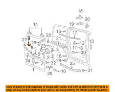 GM OEM Side Door-Lock 22799139