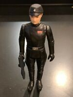 Vintage IMPERIAL COMMANDER Star Wars Action Figure 1980 Hong Kong - COMPLETE