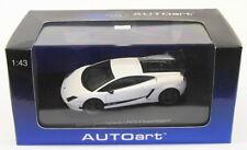 Autoart 1/43 Scale 54643 - Lamborghini Gallardo LP570-4 Superleggera - White