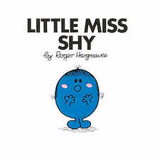 Little Miss Shy by Roger Hargreaves 1981 Paperback