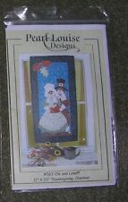 """Ole and Lena"" Applique Quilt Kit by Pearl Louise Designs"