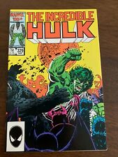 New listing Incredible Hulk #329 (Mar 1987, Marvel) Vf+