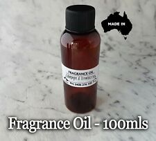 PROFESSIONAL GRADE FRAGRANCE OILS Candle, Soaps, Melts Diffusers 100MLS
