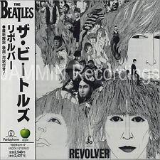 BEATLES - REVOLVER - JAPAN 2000 - NEW CD - RARE