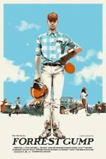 Forrest Gump Alternative Movie Poster Print by Mondo Artist Marc Aspinall /60