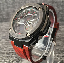 CASIO G SHOCK GST-210M-4A G STEEL LIMITED MODEL ANALOG&DIGITAL XLARGE BRAND NEW