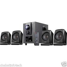 Intex 4.1 MultiMedia Speaker System IT-2616 N SUF ( With FM&USB,MMC/SD)