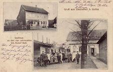 Feldpost Ansichtskarten aus Thüringen