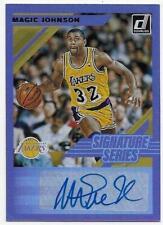 MAGIC JOHNSON 2019-20 Donruss Signature Series Auto #SS-MJN Los Angeles Lakers