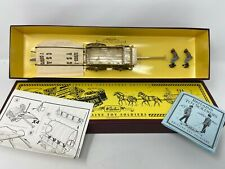 Britains 8870 - American Civil War Confederate Supply Wagon & Crew