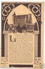 49 - cpa - SAUMUR - Le château