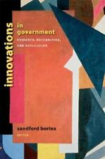 Innovations in Government: Research, Recognition, and Replication (Brookings /