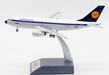 1:200 Aviation Lufthansa Swissair AIRBUS A310 Passenger Airplane Diecast Model