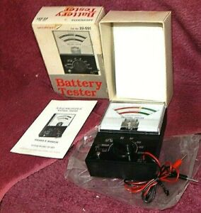 Micronta Battery Tester 22-031