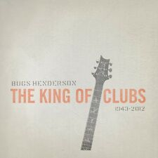 The King of Clubs (Tribute to Bugs Henderson)  2CD NEW