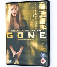 Gone DVD (Amanda Seyfried, Michael Pare, Wes Bentley)