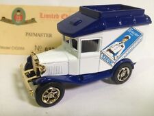 Ford Model PAYMASTER CIGARETTES TABACO OXFORD DIECAST