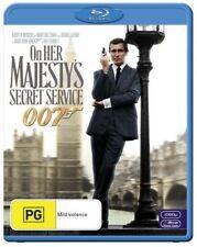 On Her Majesty's Secret Service (007) (Blu-ray Disc, 2012)