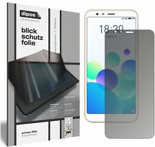 Meizu M8C Screen Protector Privacy Filter 4-Way Protection dipos