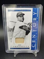 2018 National Treasures Roy Campanella Game Used Bat Relic 4 /49 Brooklyn