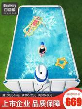 Domestic Adult Children Rectangular Support Pool Outdoor Large Aquarium Play Poo