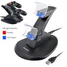 Chargeurs et stations d'accueil pour console de jeux vidéo Sony PlayStation 4